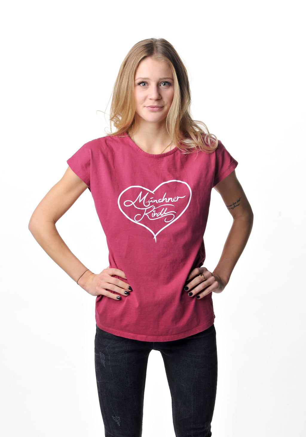 Münchner Kindl Shirt Girls