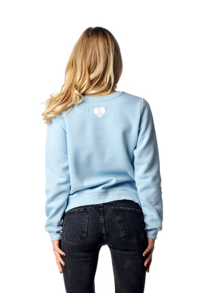 Grantln Sweater hellblau Girls