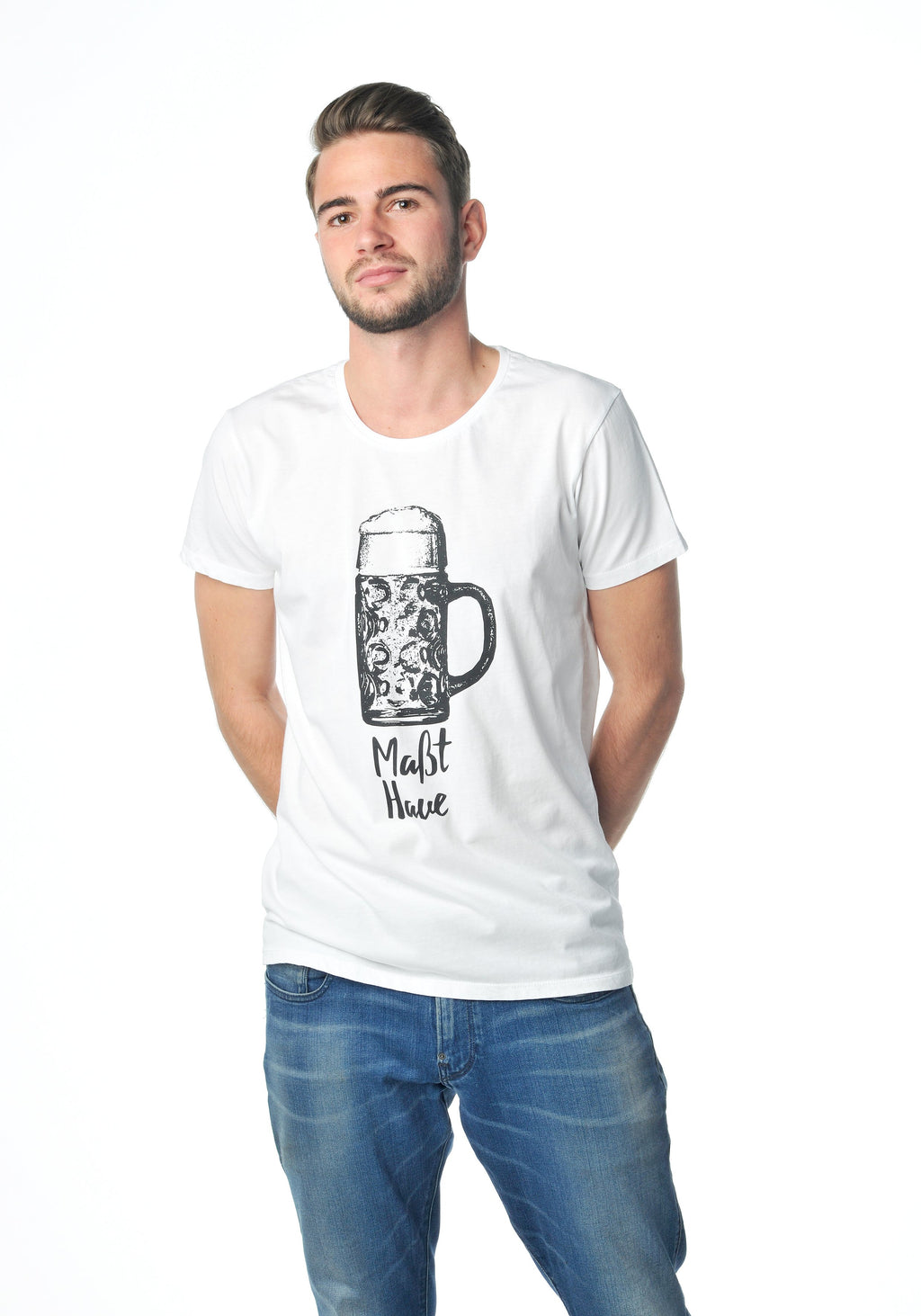 Maßt Have Shirt white Men