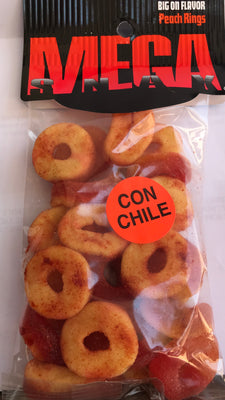 Chile Peach Rings