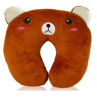 Animalia Neck Pillow