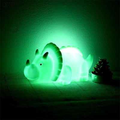 Dino Glow in the dark light