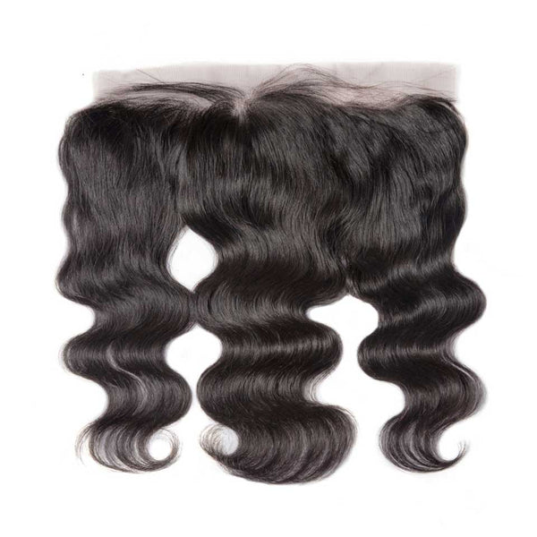 Body Wave Natural Black 13x4 Lace Frontal