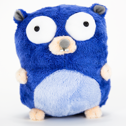 Go Gopher Squishable