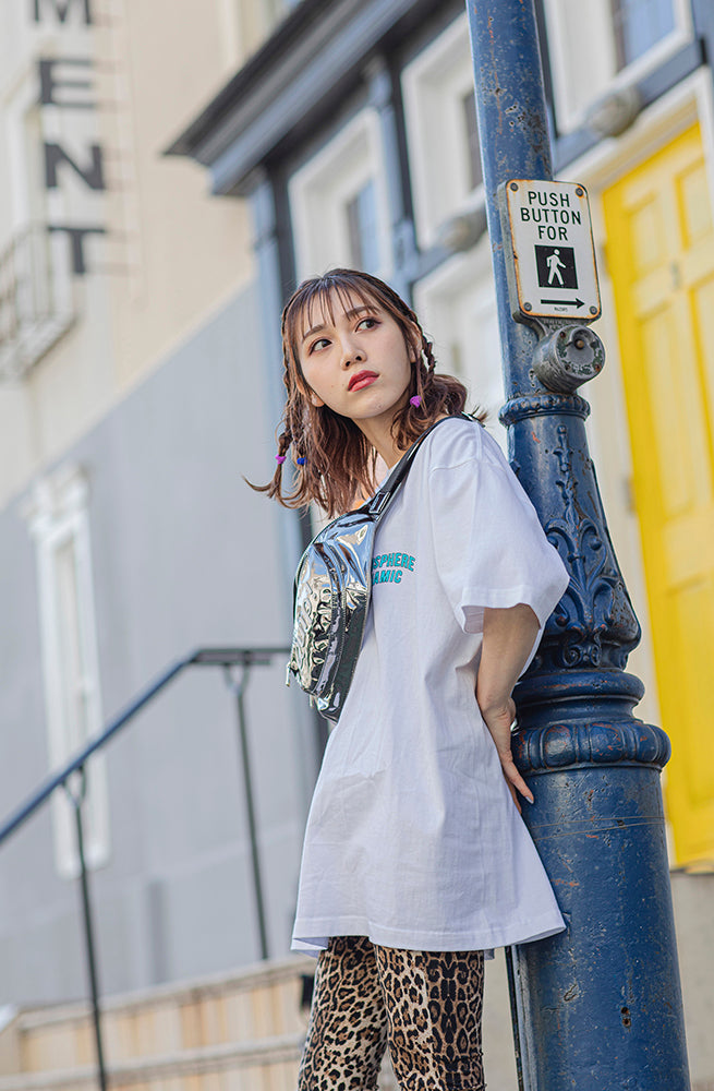 【古川優香】ALIEN GRAPHIC TEE