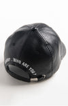 【木佐貫まや】6PANEL LEATHER CAP