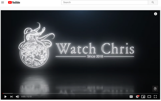 Reviewed on Watch Chris