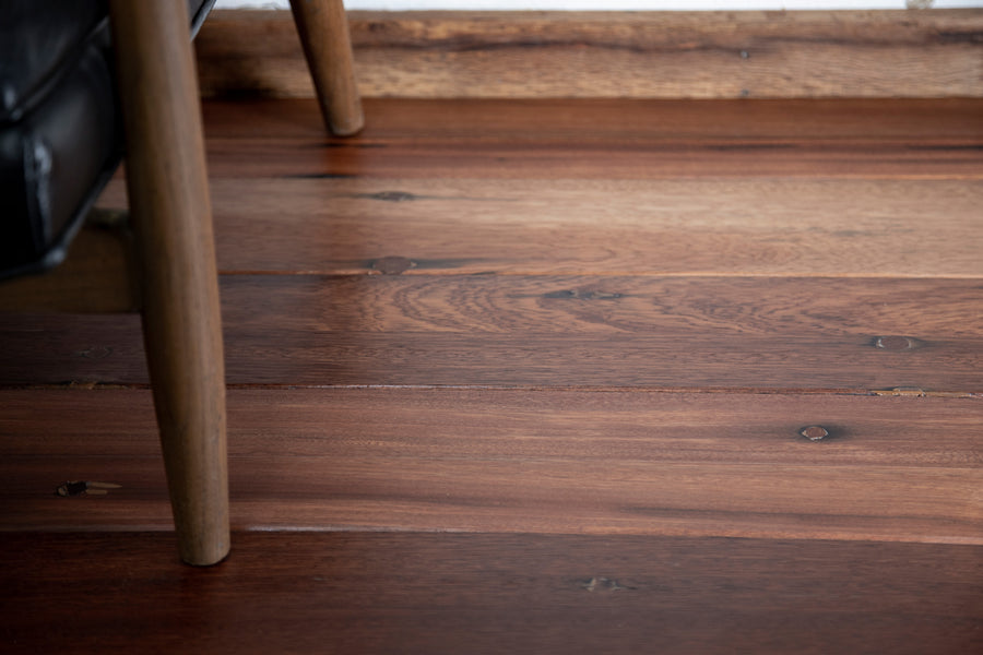 Kudmai Wood Flooring by Sacred Crafts - Nude - 28 Sq Ft per Box - Sustainable Flooring
