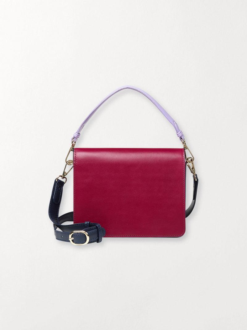 Becksöndergaard, Sharly Bag - Burgundy, outlet flash sale, outlet flash sale