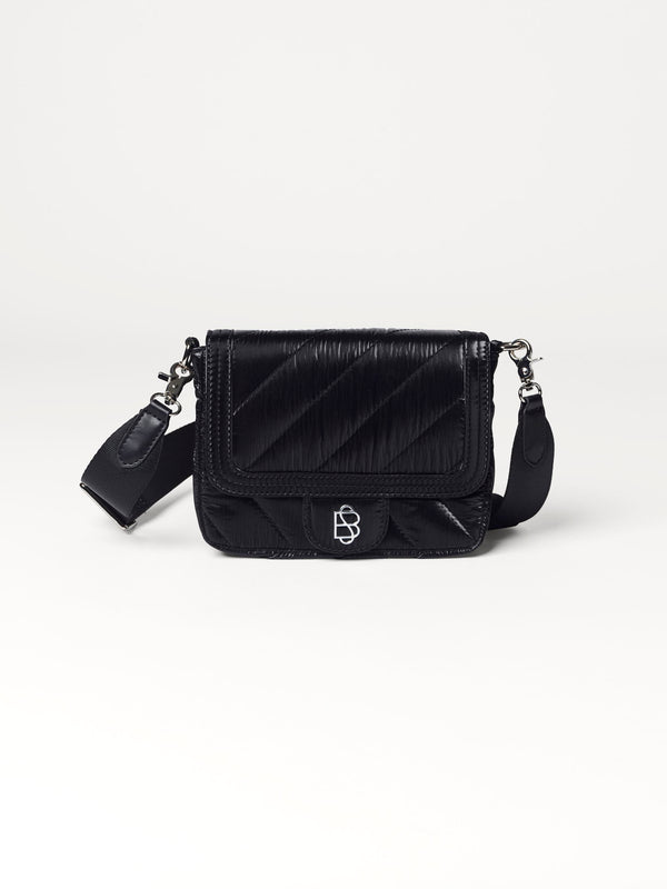 Becksöndergaard, Nylon Padra Bag  - Black, outlet flash sale, bags, outlet flash sale, mid season sale, mid season sale, sale, sale