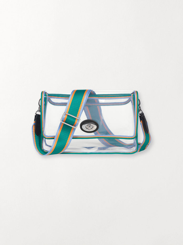 Becksöndergaard, Villa Graphic Bag - Clear Green, bags, bags