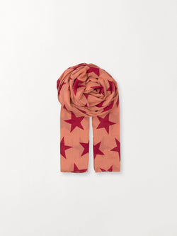 Becksöndergaard, Fine Twilight - Brick Red, scarves, scarves