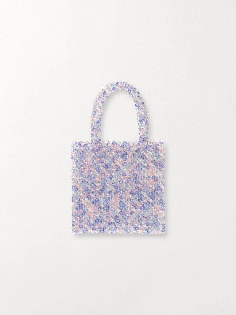 Becksöndergaard, Bead Bag - Light Blue, bags, bags, outlet, outlet