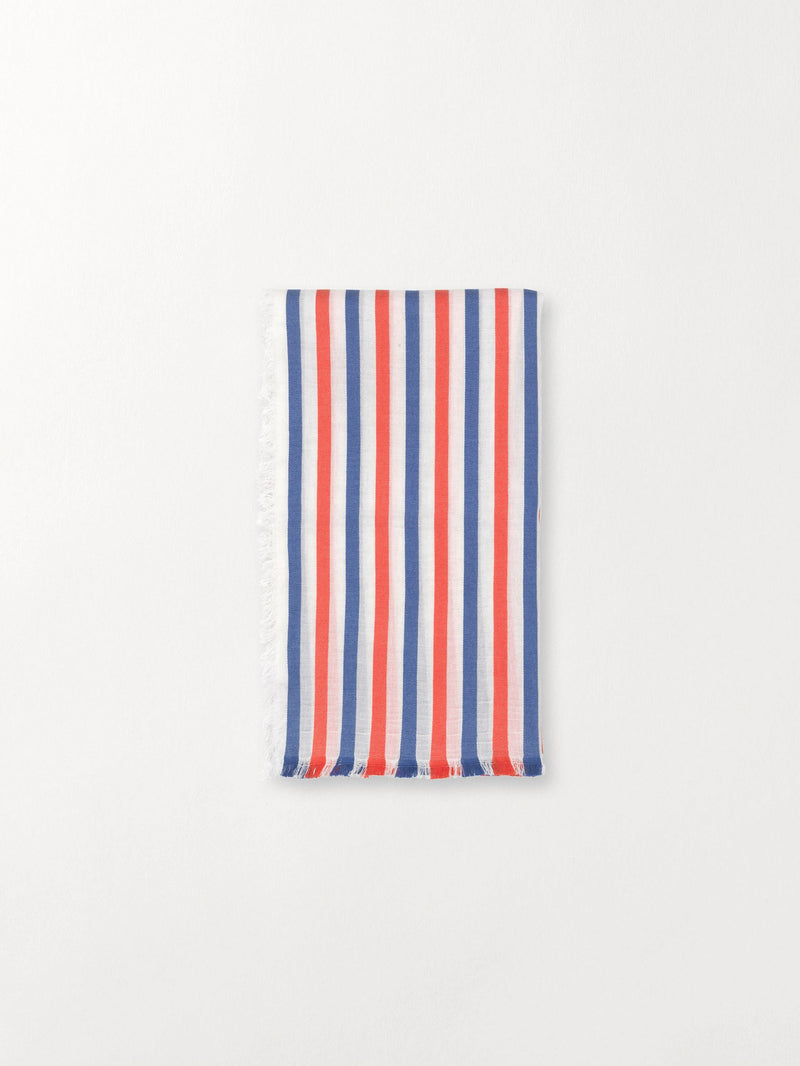 Becksöndergaard, Vesper Towel - Red Love, accessories, accessories
