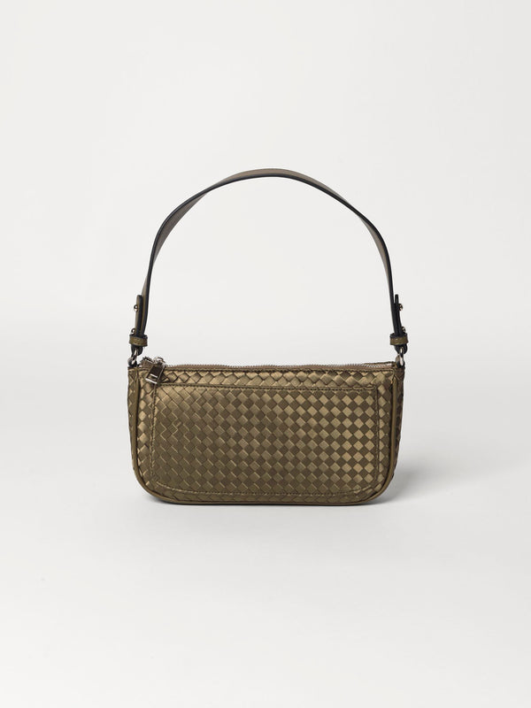 Becksöndergaard, Braidy Monica Bag  - Army Green, bags, bags