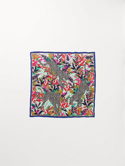 Becksöndergaard, Leosio Sia Scarf 110 x 110 - Multi Col., scarves, scarves, gifts