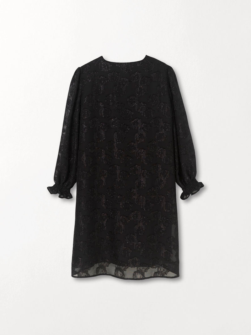 Becksöndergaard, Glitrala Sanna Dress  - Black, clothing, clothing, gifts, gifts, sale, sale