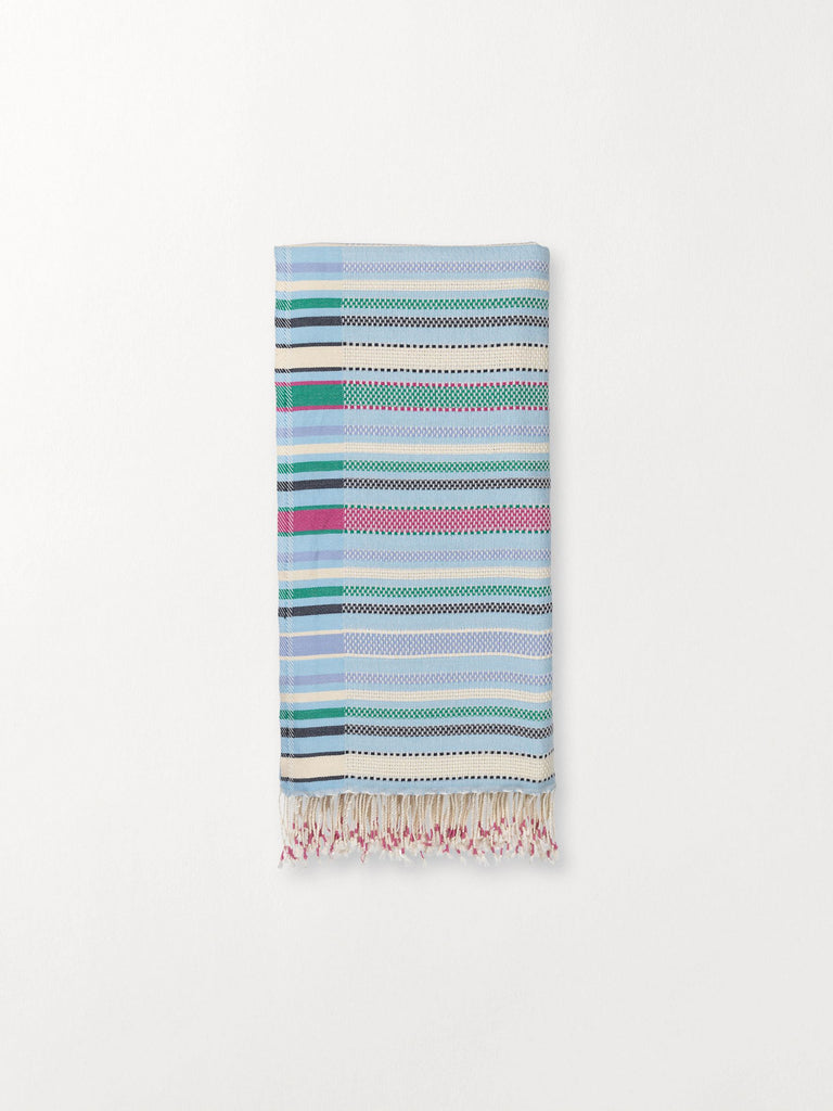 Becksöndergaard, Mina Towel - Light Blue, accessories, accessories