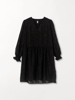 Becksöndergaard, Glitrala Sanna Dress  - Black, outlet flash sale, outlet flash sale, sale, sale
