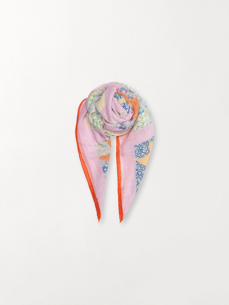 Becksöndergaard, Pepe Patch Scarf - Multi Col., outlet flash sale, outlet flash sale
