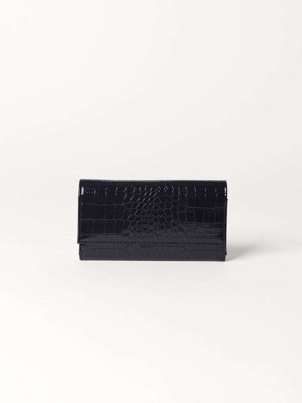 Becksöndergaard, Solid Kantay Wallet  - Black, accessories, wallets, accessories, wallets, accessories