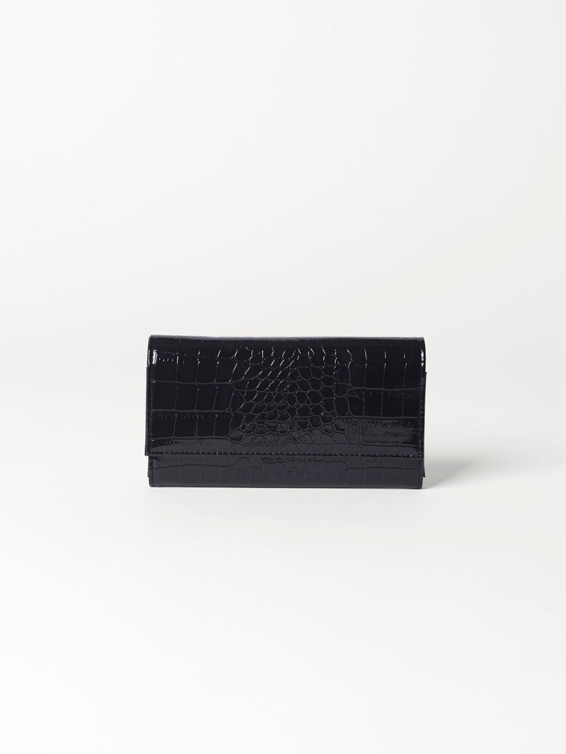 Becksöndergaard, Solid Kantay Wallet  - Black, accessories, outlet flash sale, outlet flash sale
