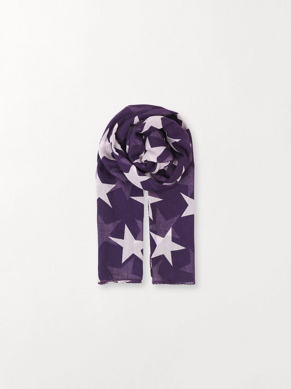 Becksöndergaard, Fine Twilight - Gothic Grape, scarves, scarves