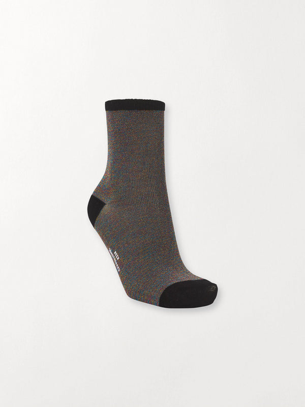 Becksöndergaard, Dina Solid - Multi Col., accessories, socks, accessories, socks, accessories