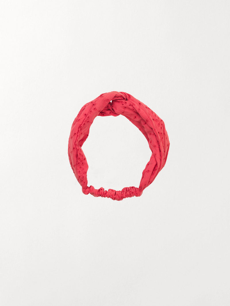 Becksöndergaard, Anglaise Hairband - Paradise Pink, outlet flash sale, outlet flash sale