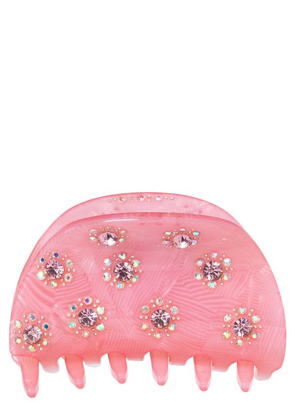 Becksöndergaard, Dazzle Hairclip - Pink, outlet, outlet