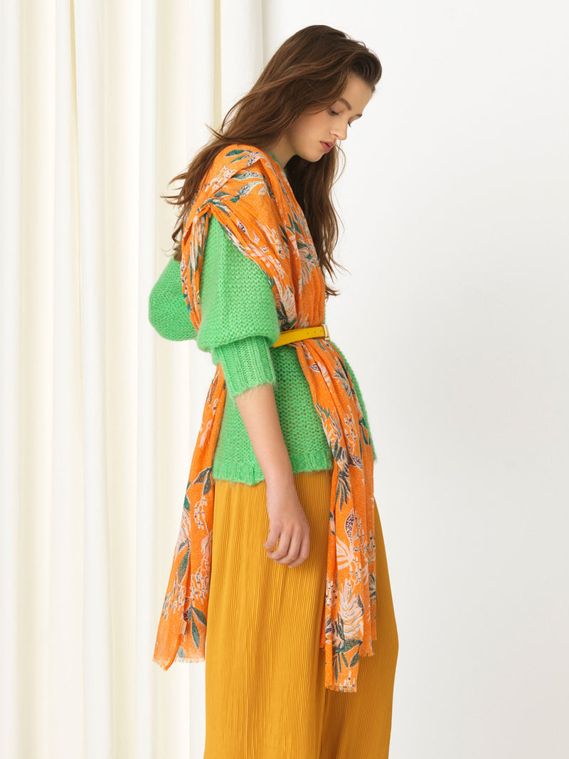Becksöndergaard, Sylvia Sarong - Orange, outlet flash sale, outlet flash sale