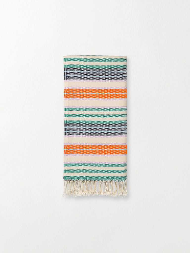 Becksöndergaard, Milo Towel - Orange, accessories, accessories