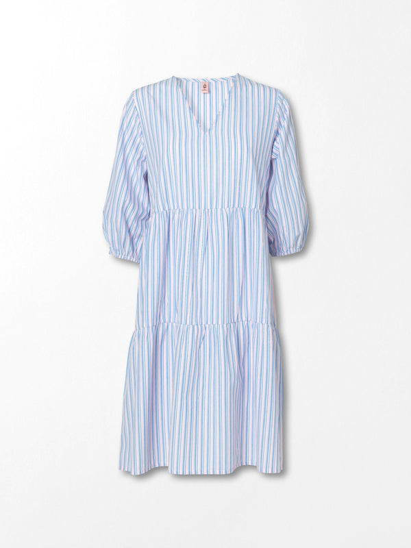 Becksöndergaard, Streaked Sinna Dress - Eventide, gifts