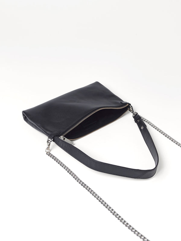 Becksöndergaard, Waxy Lurka Bag  - Black, outlet flash sale, bags, outlet flash sale, mid season sale, mid season sale, sale, sale