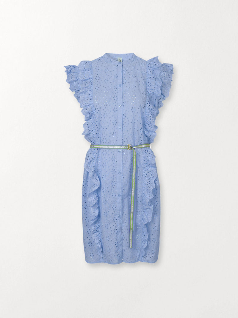 Becksöndergaard, Anglaise Haley - Light Blue, clothing, clothing, outlet, outlet
