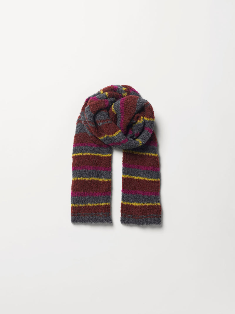 Becksöndergaard, Striped Gloria Scarf - Multi Col., outlet, outlet, sale, sale