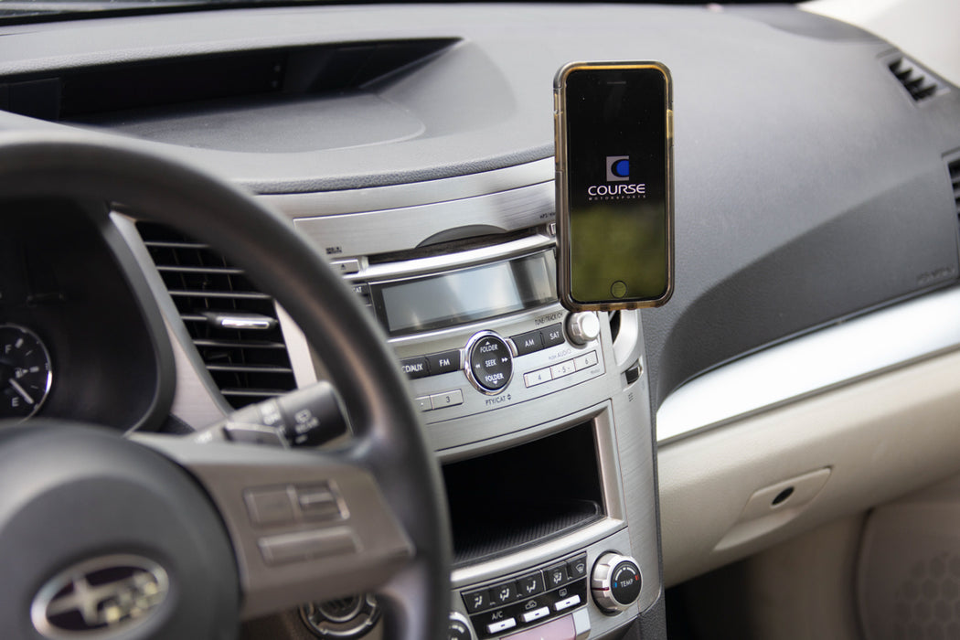 Direct Fit Phone Mount - Subaru Outback/Legacy (2010-2014)