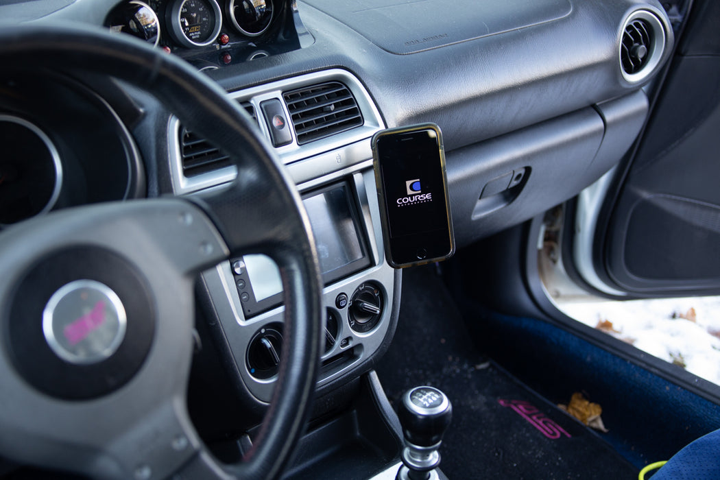 Direct Fit Phone Mount - Subaru WRX/Impreza/STI (2002-2004)