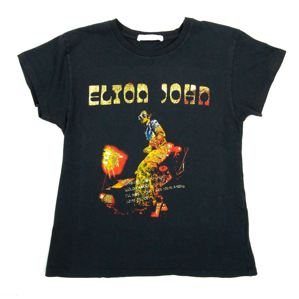 Daydreamer Elton John Tour Tee Black