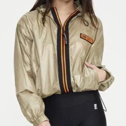 Level Up Jacket Khaki Light
