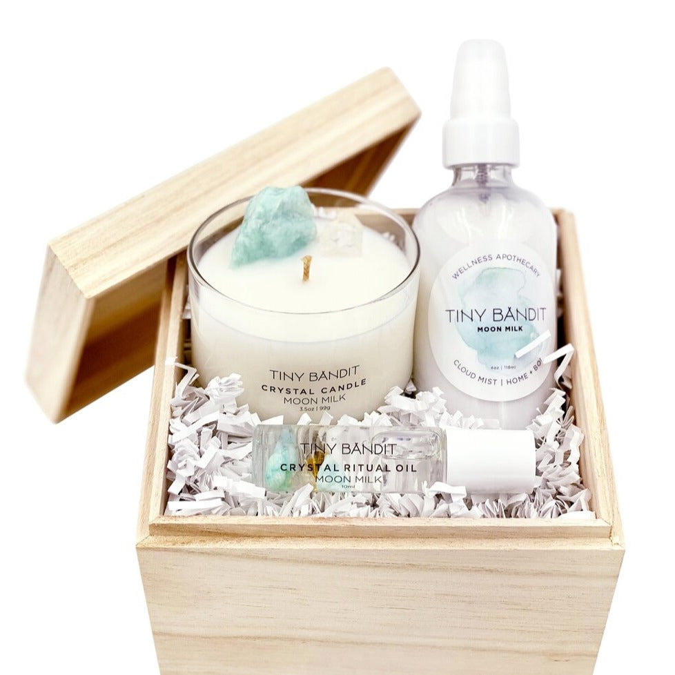 Moon Milk Gift Set