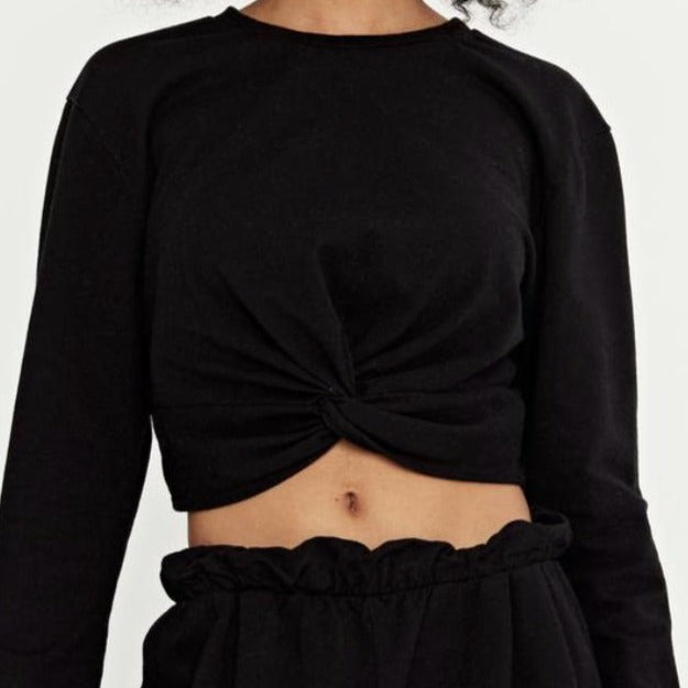 Florence Twist Front Top