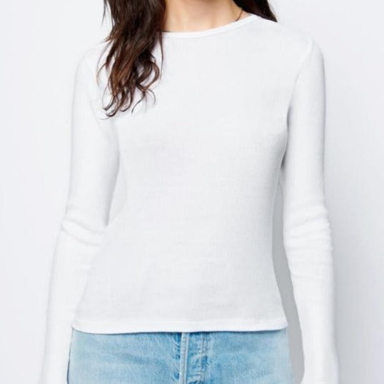 60s Slim Long Sleeve Tee