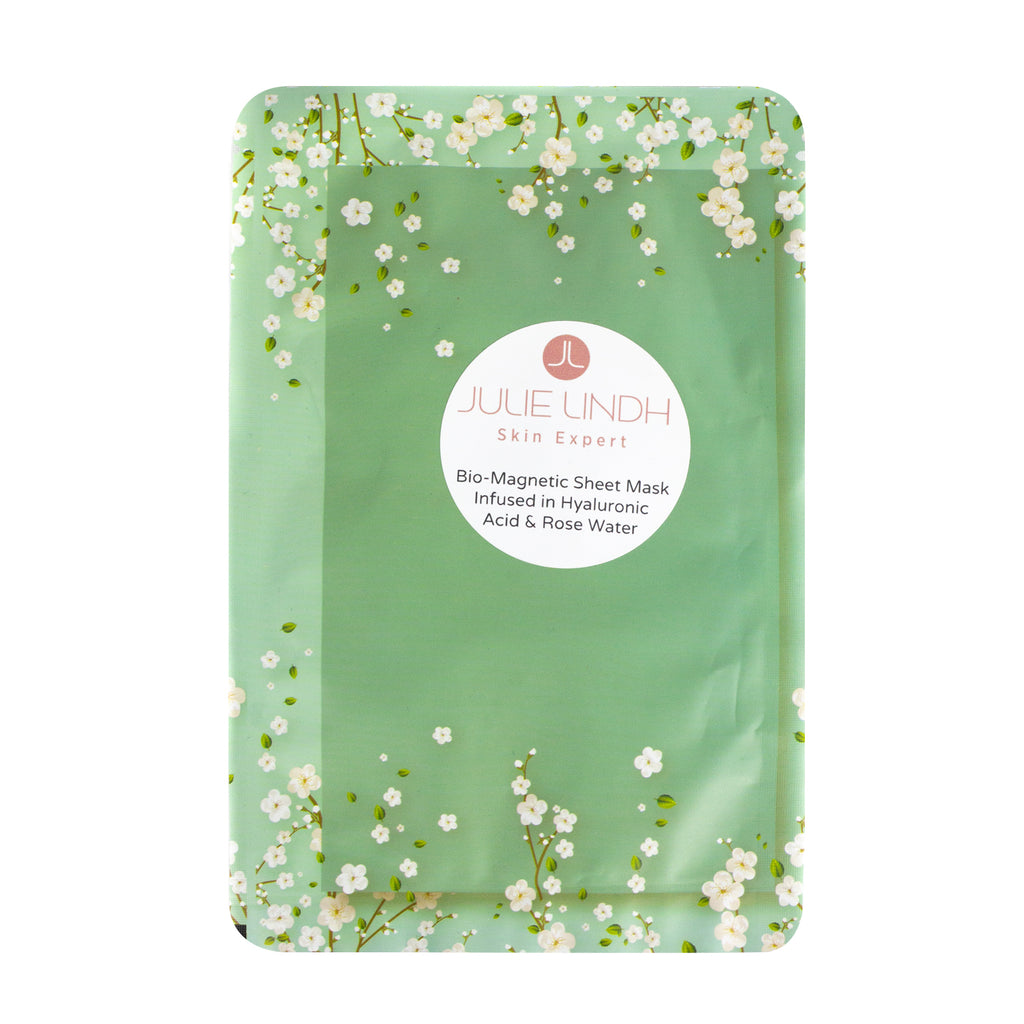 JULIE LINDH Bio Magnetic Sheet Mask Regular