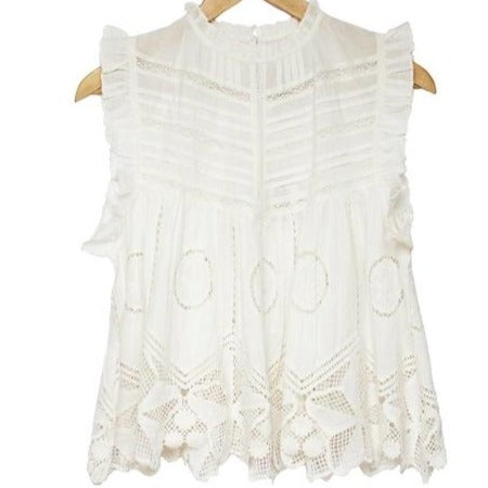 Chloe Lace Top