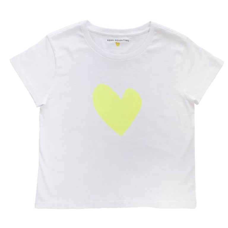 Imperfect Heart Neon Tee