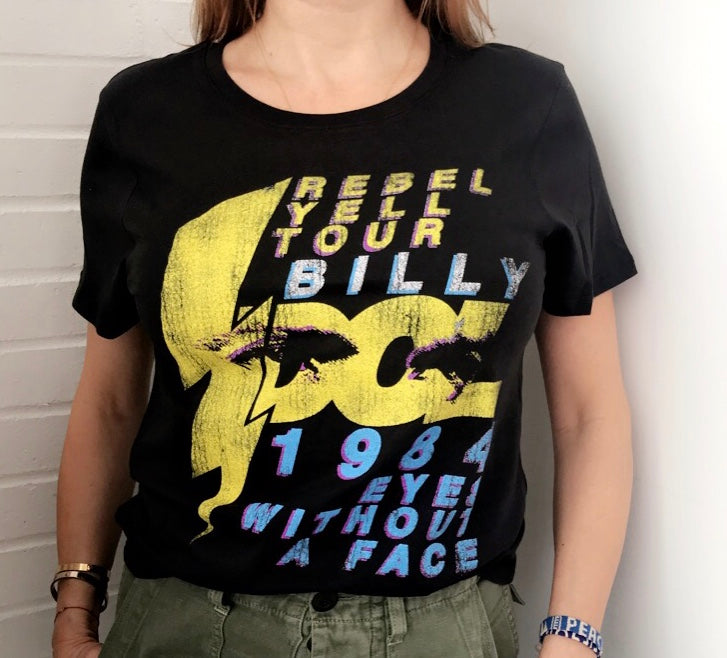 Billy Idol Eyes Tour Tee