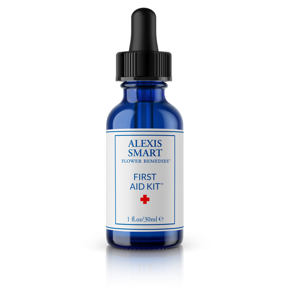 Alexis Smart Flower Remedies First Aid kit