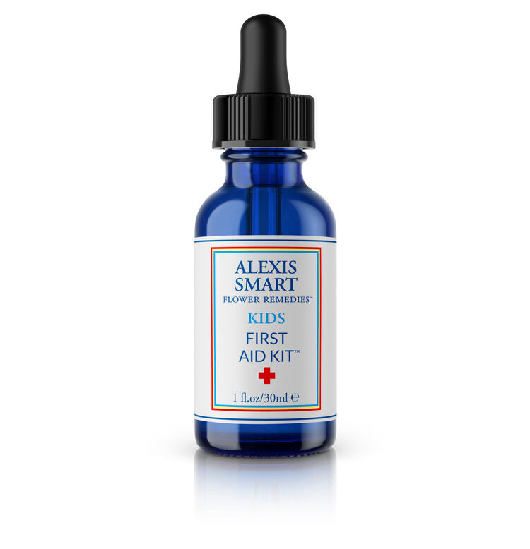 Alexis Smart Flower Remedies First Aid Kit Kids
