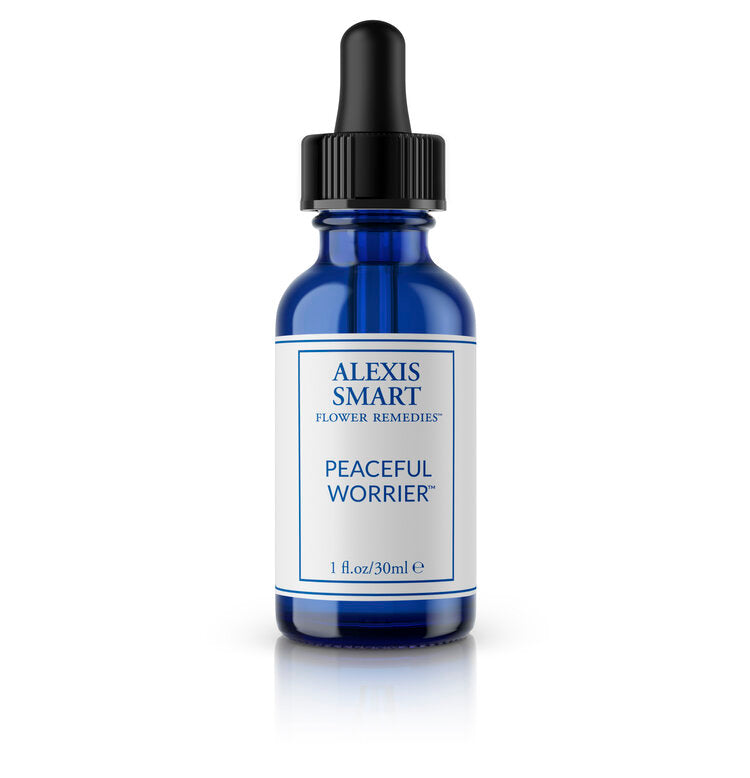 Alexis Smart Flower Remedies Peaceful Worrier